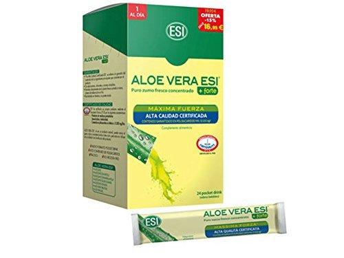 ESI Aloe Vera Zumo +Forte – 24 Unidades