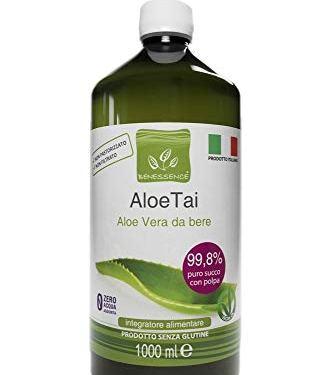 ALOE TAI – ALOE VERA PURA 99,8% 1000 ml – PRODUCTO ITALIANO