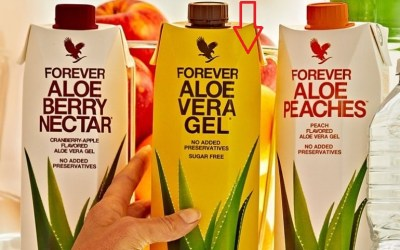ALOE VERA GEL – Forever Living Products