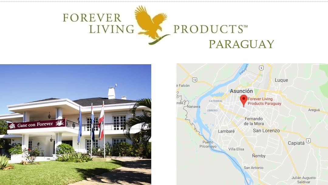 Forever Living Products Paraguay - business opportunity