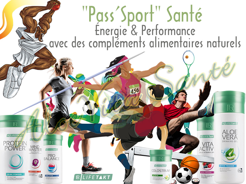 Pass'Sport Santé le bien-être par les compléments alimentaires naturels