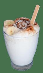 Crème de Banane & Shake FiguActive vanille