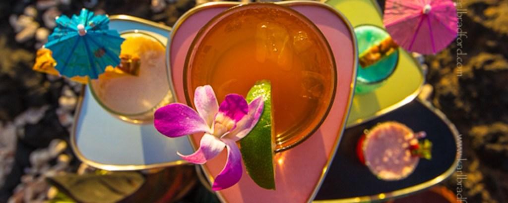 Karl Bradford Photography - Aloha Bars Maui - Hawaii Classic Cocktails