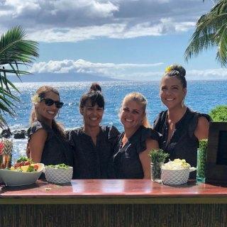 Aloha Bars Maui maui wedding bar