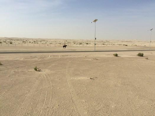 Al Wathba track, Abu Dhabi, UAE
