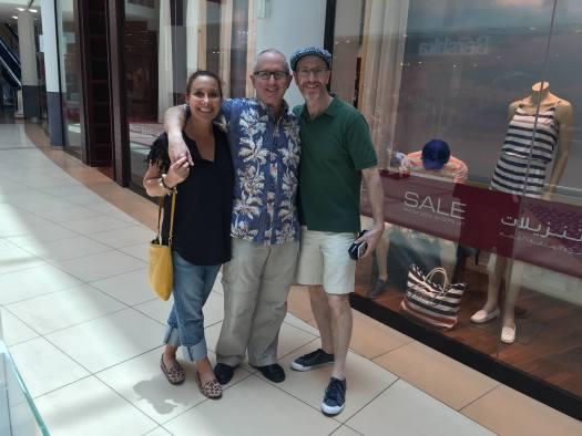 Todd & us (Al Wahda) 5-26-15