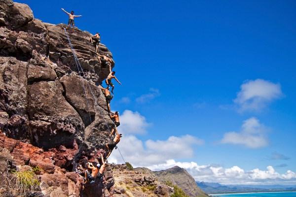 Rock Climbing Hawaii