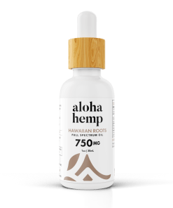 Hawaiian Roots - 750mg- Transparent - 1 bottle