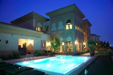 Casa de vacaciones Dubai XANADU Villa The Palm Jumeirah