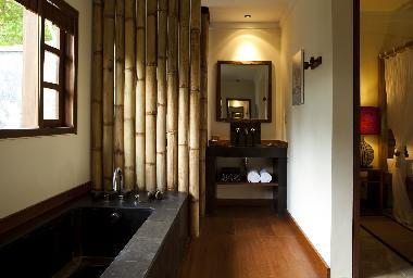 Casa de vacaciones Jimbaran Lujosas villas tropicales balinesas con piscina privada Casa de