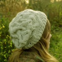 Bonnet slouchy