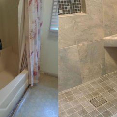 Handicap Accessible Kitchens Changing Countertops In Kitchen Converting Your Tub To A Shower Harrisburg Pa