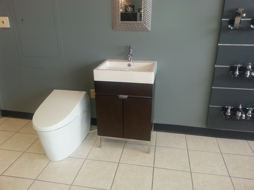 Sink and Vanity Ideas for a Small Bathroom