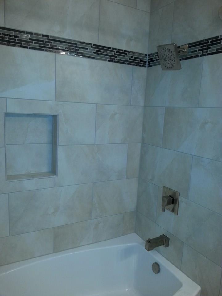 bathroom remodeling and ceramic tile