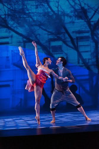 FUMBLING TOWARDS ECSTASYAlberta Ballet2011
