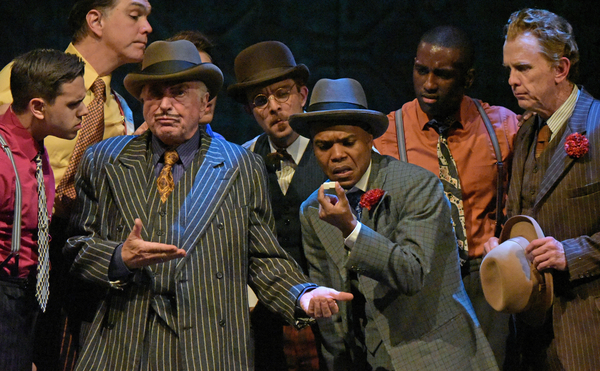 The Wallis presents Guys and Dolls