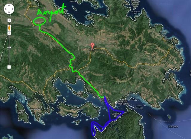 coron-map