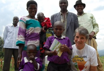 Sponsored Children to nursery school