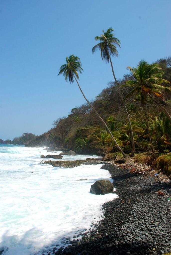 Capurgana Wanderweg nach El Aguacate