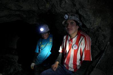 Die Bergarbeiter von Potosi
