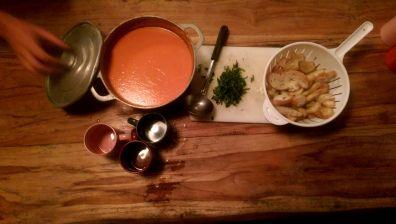 Tomatensuppe vom Meisterkoch