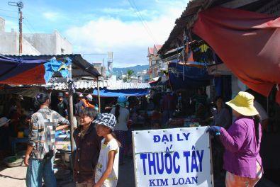 Der Markt in Ca Na