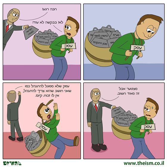 האיזם - חוק פנסיה חובה לעצמאים