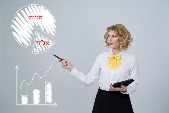 """מניות מול אג""""ח"""