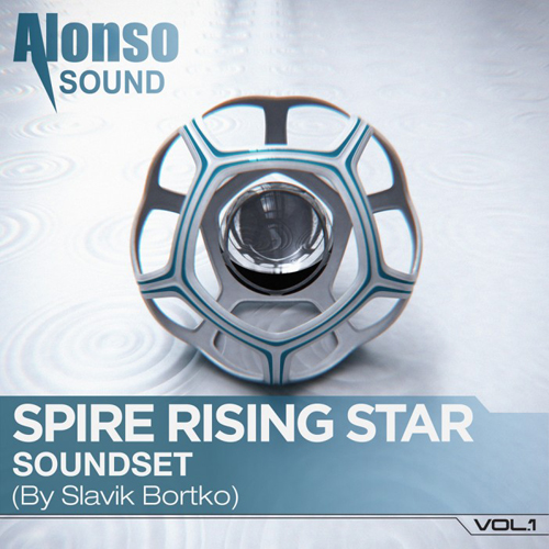 Alonso Spire Rising Star Soundset Vol. 1