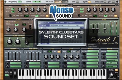 Alonso Sylenth1 Clubstars Soundset