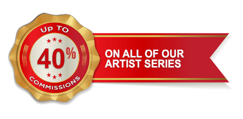 Alonso Affiliate - Artist Series