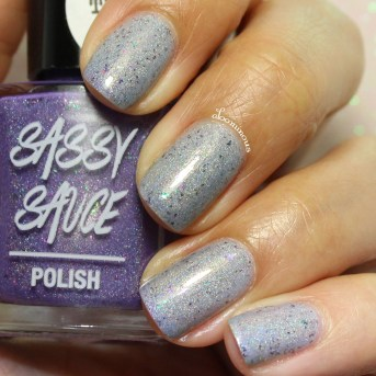 Warm State Glossy Top Coat
