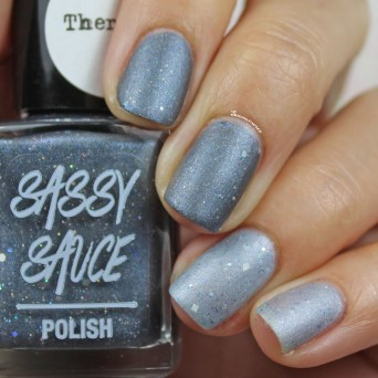Warm and Cold Matte Top Coat