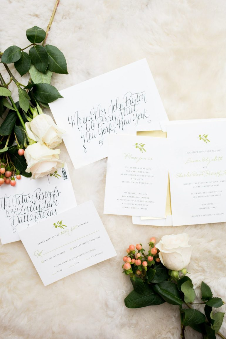 Wedding Wednesday Our Invitations And Tips For Choosing Invites