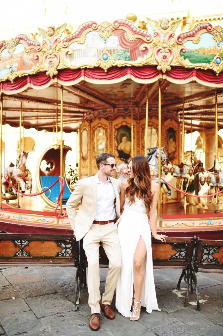 Wedding Wednesday: Day before wedding shoot via A Lo Profile