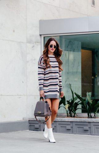 Mini Sweater Dress