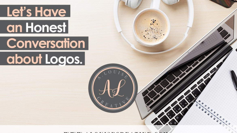 Let's Have an Honest Conversation about Logos