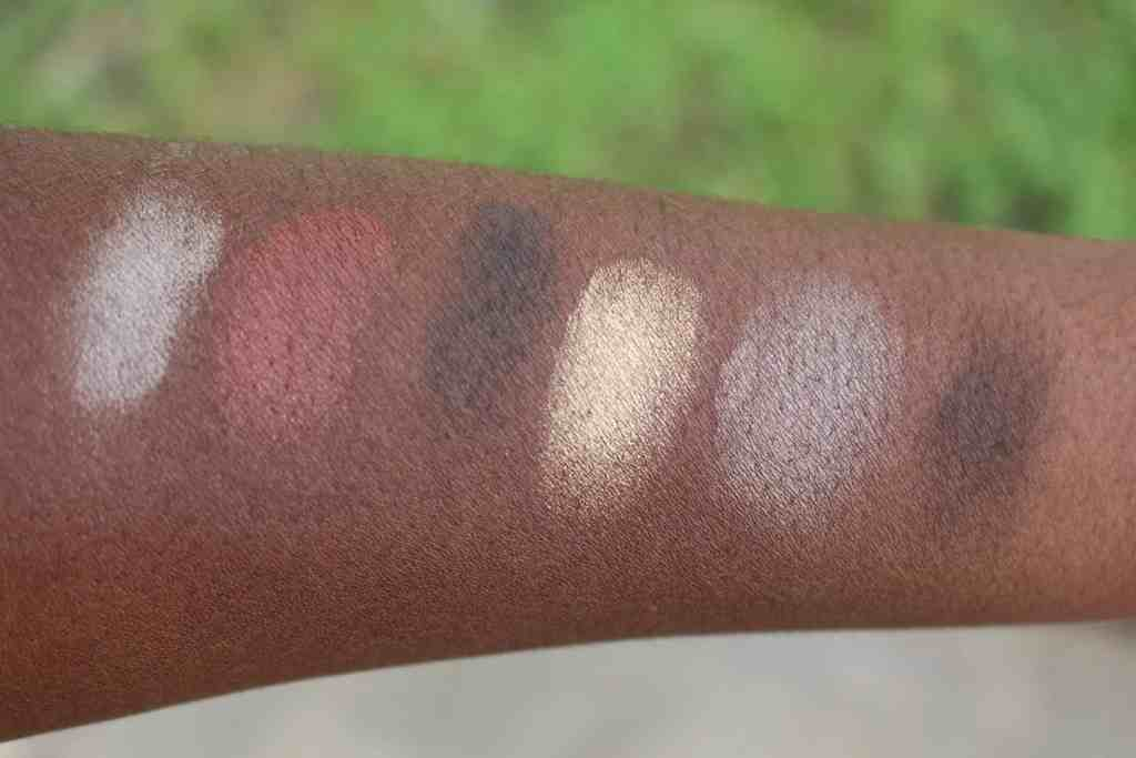nars yeux irresistible swatches