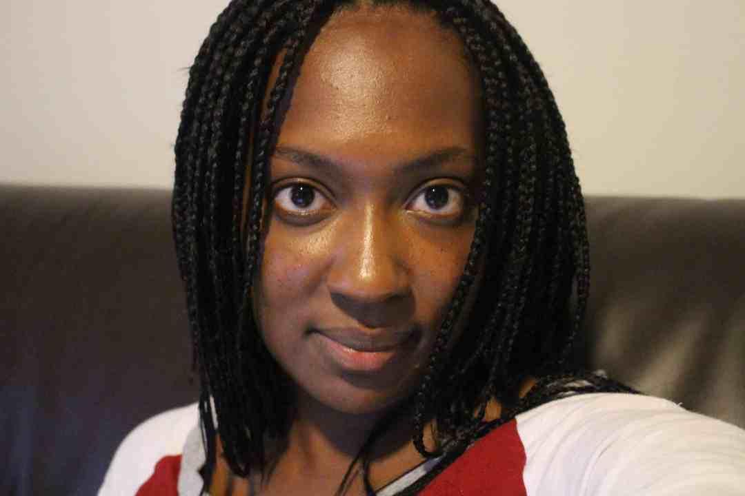 box braids natural hair