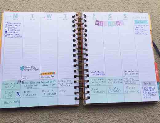 inkwell press planner setup