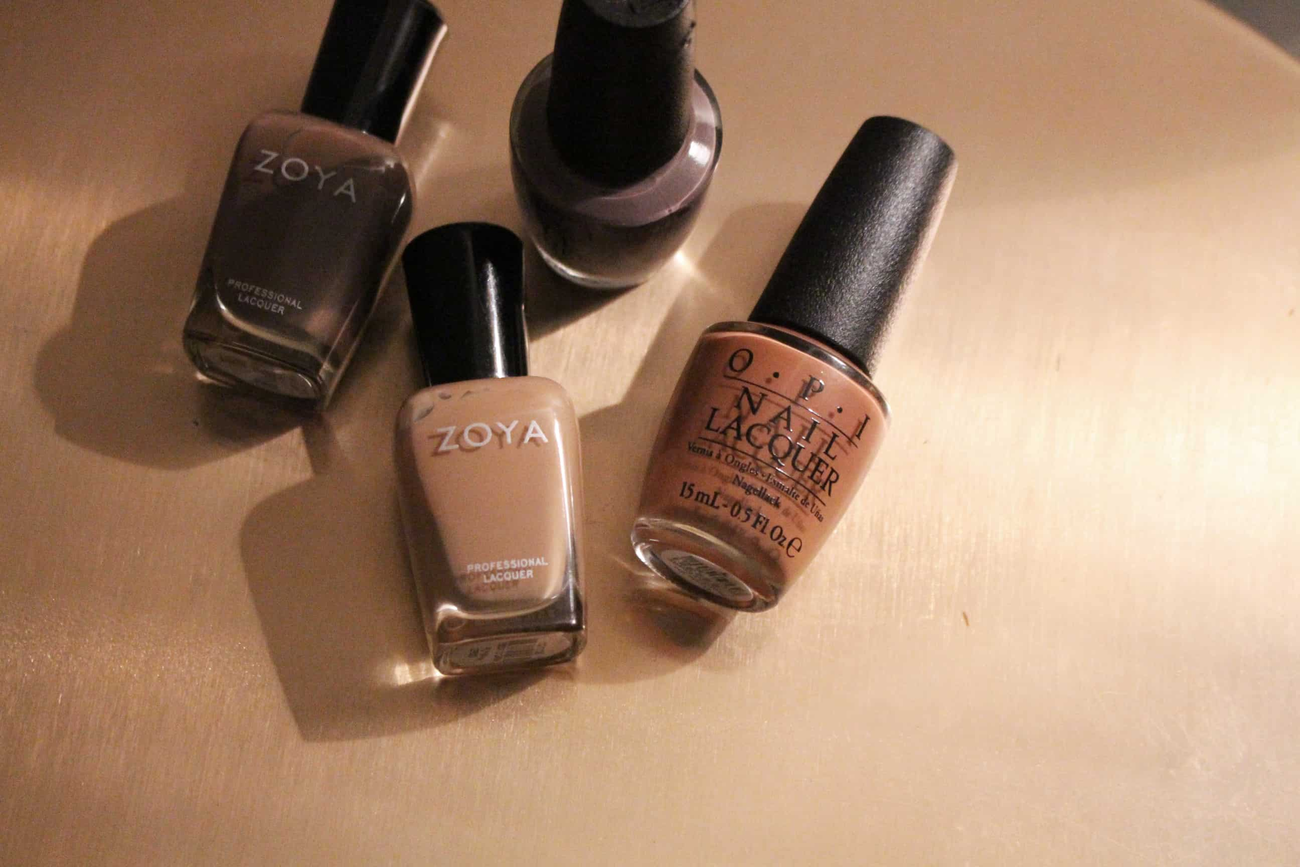 Top 4 Fall and Winter Nude Nail Polish Picks for Dark Skin - A Love 4 Me