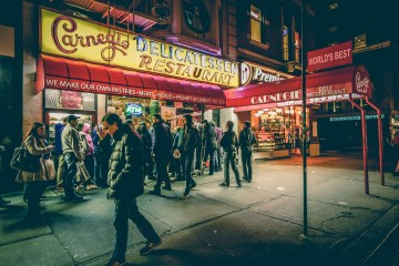 New York City: Gastronomic Voyage