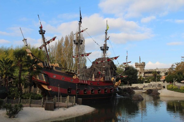 Disneyland Paris Pirates Des Carabes