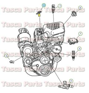 2002 Jeep Liberty 3 7 Engine Crankshaft, 2002, Free Engine