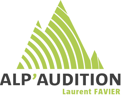 Alp'Audition Logo
