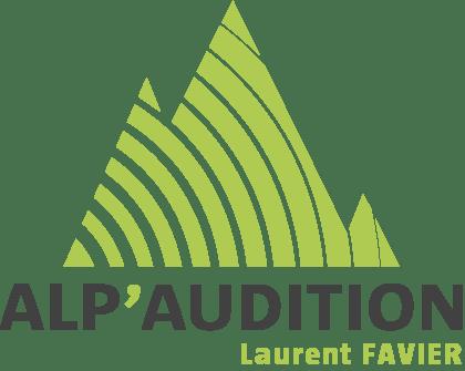 Alp'Audition Logo