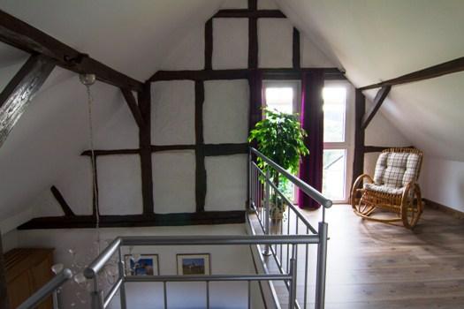 Ferienhaus Villa Alpaka - Dachboden