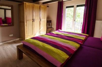 Ferienhaus Villa Alpaka - Schlafzimmer