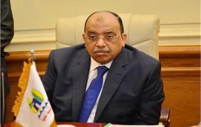 محمود شعراوى، وزير التنمية المحلية