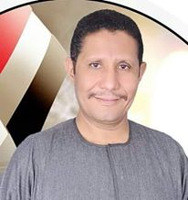 علاء راجح- أمين حزب المؤتمر في الأقصر
